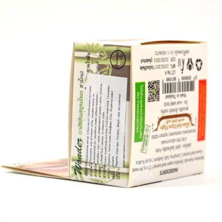 Круглая Зубная паста с углем бамбука (Siam Nature) ॐ Бутик ROSA