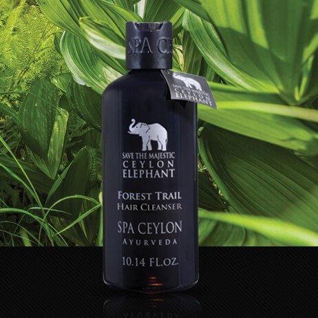 Шампунь для волос Лесные тропы Spa Ceylon