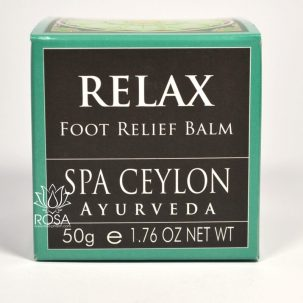 Успокаивающий бальзам для ног RELAX Foot Relief Balm ॐ Бутик ROSA