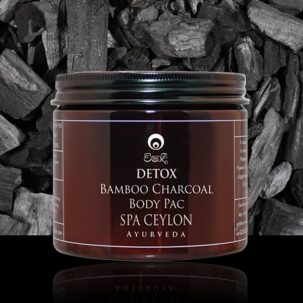 Средство для тела Бамбуковый уголь Детокс Spa Ceylon ॐ Бутик ROSA