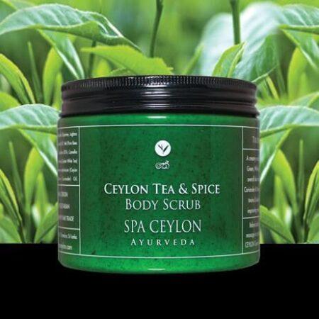 Скраб для тела Цейлонский чай и специи Spa Ceylon ॐ Бутик ROSA
