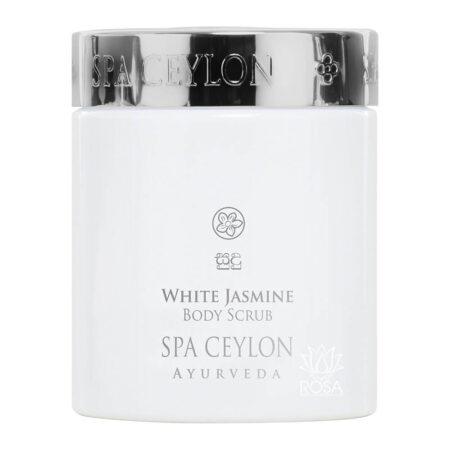 Скраб для тела Белый Жасмин Spa Ceylon ॐ Бутик ROSA