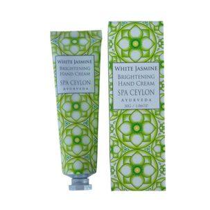 Spa Ceylon Brightening Hand Cream White Jasmine
