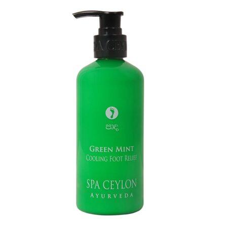 Охлаждающий бальзам для ног Зеленая Мята Spa Ceylon ॐ Бутик ROSA