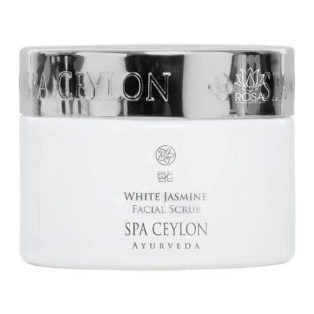 Скраб для лица Белый Жасмин Spa Ceylon ॐ Бутик ROSA