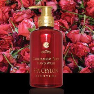 Средство для мытья рук Кардамон и Роза