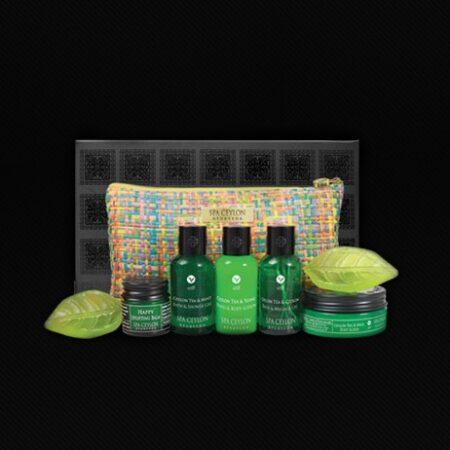Домашний Спа-набор Цейлонский чай Spa Ceylon ॐ Бутик ROSA