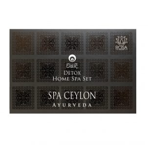 Домашний Спа-набор Детокс (detox Home Spa Set)