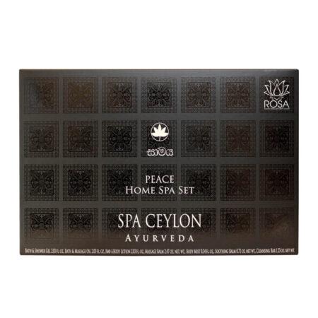 Домашний СПА-набор Спокойствие Spa Ceylon ॐ Бутик ROSA