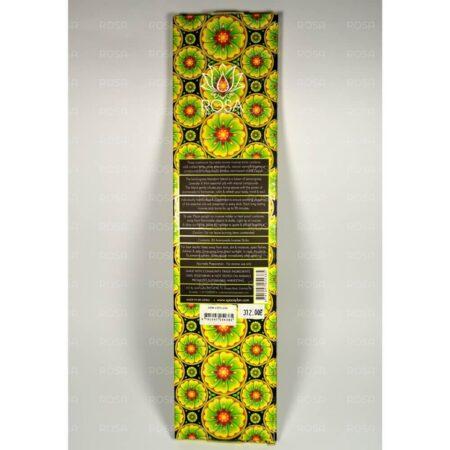 Аромапалочки Лимонная трава и Мандарин Spa Ceylon ॐ Бутик ROSA
