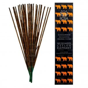 Аромапалочки Сандал (sensual Sandalwood Incense Sticks)