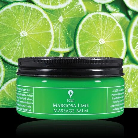 Массажный бальзам Маргоза Лайм (margosa Lime Balm)