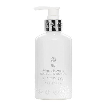 Питательная масло для тела Белый Жасмин Spa Ceylon ॐ Бутик ROSA