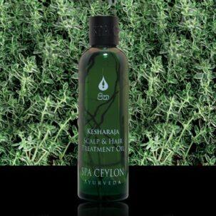 Лечебное масло для кожи головы и волос Кешарайа