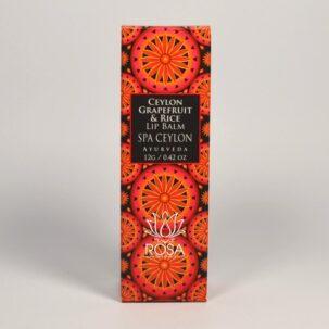 Бальзам для губ Цейлонский Грейпфрут Spa Ceylon ॐ Бутик ROSA