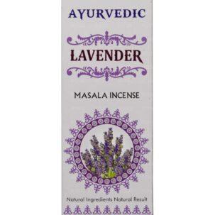 Благовония Лаванда (Lavender, Agarbathi Works) ॐ Бутик ROSA