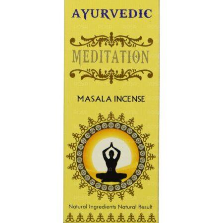 Благовония Медитация (Meditation, Agarbathi Works) ॐ Бутик ROSA