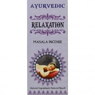 Благовония Релаксация (Relaxation, Agarbathi Works) ॐ Бутик ROSA