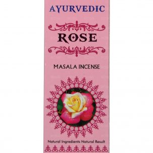 Благовония Роза (rose Incense, Ayurvedic)