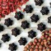 Конфеты из натурального шоколада Годжи-фундук ॐ Бутик ROSA