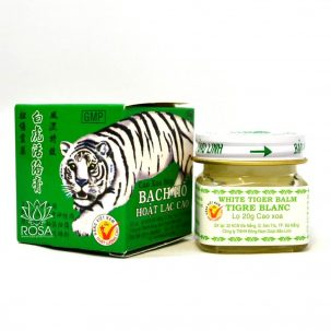 Мазь Белый тигр (bach Ho White Tiger Balm, Baolinh)