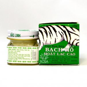 Мазь Белый тигр (Bach Ho White tiger balm, Baolinh) ॐ Бутик ROSA