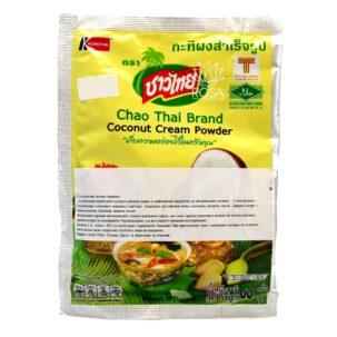 Сухое кокосовое молоко Chao Thai из Таиланда, 75 г. ॐ Бутик ROSA