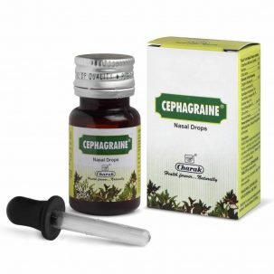 Сефаграин Капли (cephagraine, Charak Pharma)