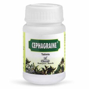 Сефаграин Таблетки (cephagraine, Charak Pharma)