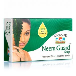 Мыло Ним Гард (neem Guard Soap, Goodcare Pharma)