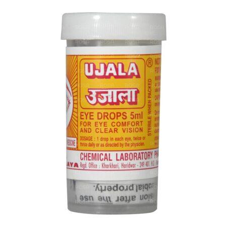 Уджала (Ujala, Himalaya) устранение катаракты ॐ Бутик ROSA