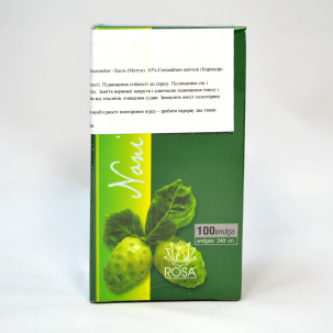 НОНИ (Noni Capsules, Kongka Herb), 100 капсул ॐ Бутик ROSA