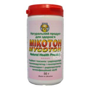 Микотон - натуральный биосорбент, 50 грамм ॐ Бутик ROSA