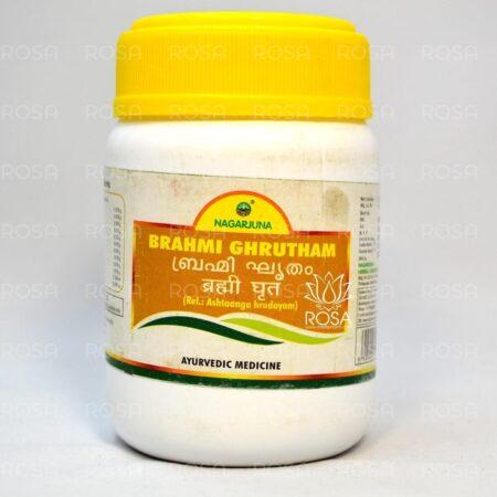 Брами Гритам (Brahmi Ghrutham, Nagarjuna), 200 мл. ॐ Бутик ROSA