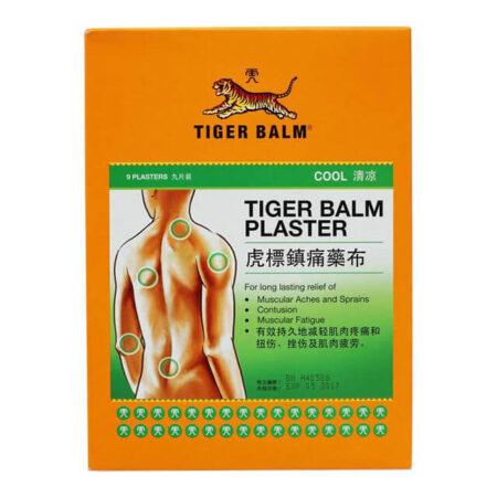 Охлаждающий зелёный тигровый пластырь Tiger Balm ॐ Бутик ROSA