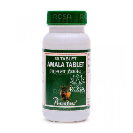 Амалаки (Amala Tablet, Punarvasu) - усиливает оджас ॐ Бутик ROSA