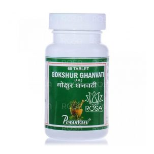 Гокшура Экстракт (gokshur Ghanvati, Punarvasu)