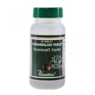 Нишамалаки (nishamalaki Tablet, Punarvasu)