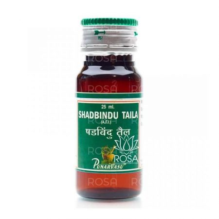 Шадбинду Таил (Shadbindu Taila, Punarvasu), 25 мл. ॐ Бутик ROSA