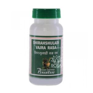 Ширашула Ваджр Рас (shirahshuladi Vajra Rasa)