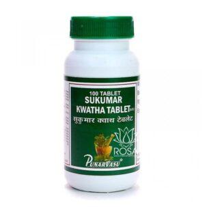 Punarvasu Sukumar Kwatha Tablet