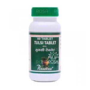 Туласи (Tulsi Tablet, Punarvasu), 60 таблеток ॐ Бутик ROSA