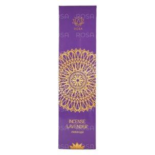 Благовония Лаванда (lavender Inscense, Rosa Pharm)