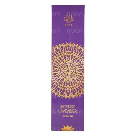 Благовония Лаванда (Lavender Inscense Rosa Pharm) ॐ Бутик ROSA