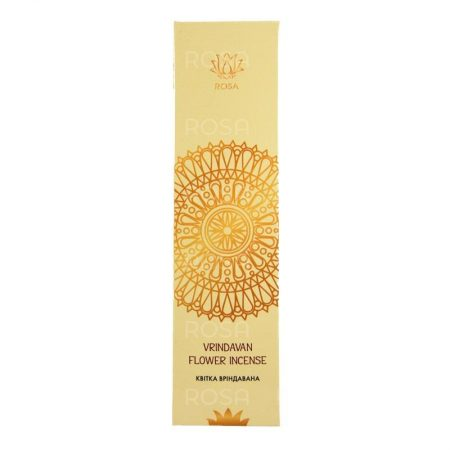 Благовония Цветок Вриндавана (Vrindavan Flower) ॐ Бутик ROSA