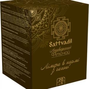 Аюрведический чай Лимфа в норме, с чагой