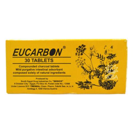 Эукарбон (Eucarbon) - слабительный эффект, 30 табл. ॐ Бутик ROSA