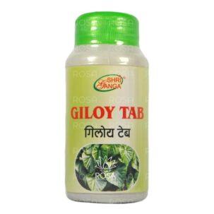 Гилой (Гудучи) (Giloy, Shri Ganga), 120 таблеток ॐ Бутик ROSA