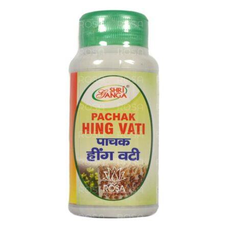 Хинг Вати (Hing Vati, Shri Ganga), 100 грамм ॐ Бутик ROSA