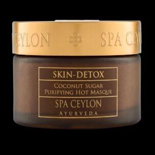 Согревающая маска-скраб Detox
